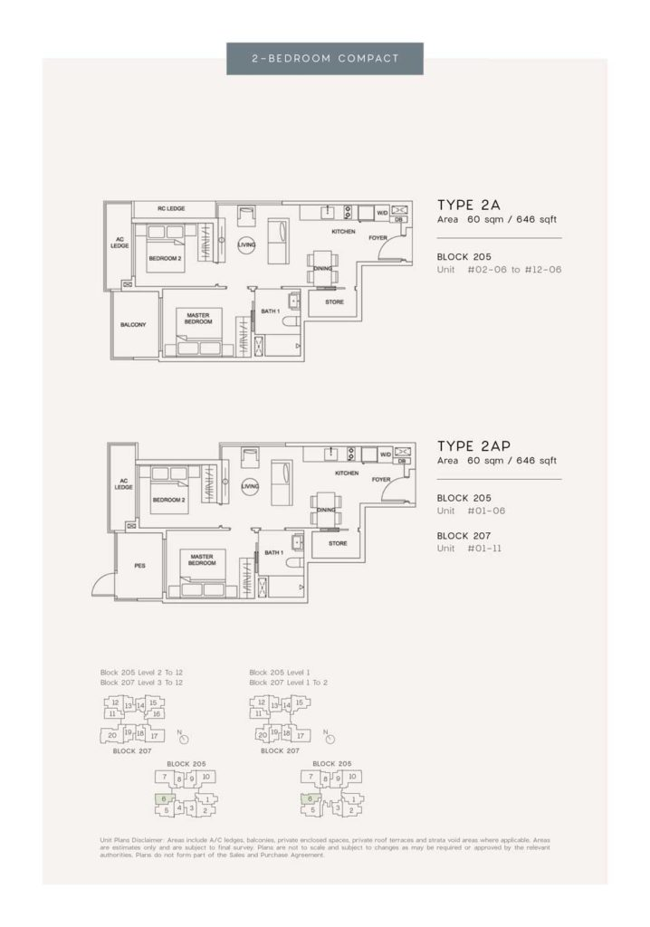 urban-treasures-2-bedroom-compact-floor-plan-type-2a