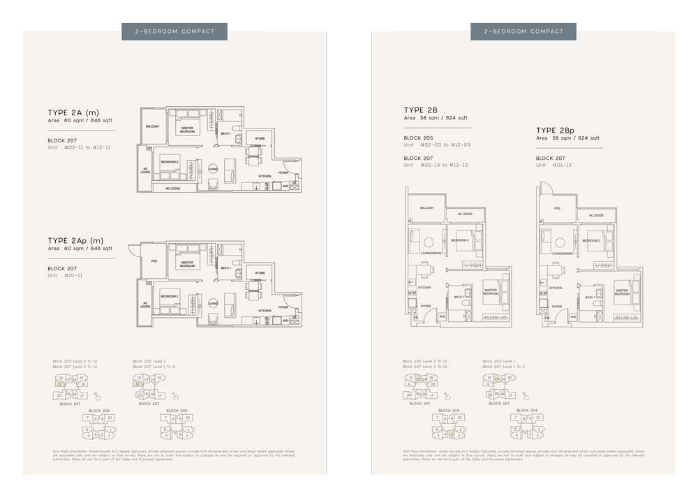 urban-treasures-2-bedroom-compact-floor-plan-type-2a-m