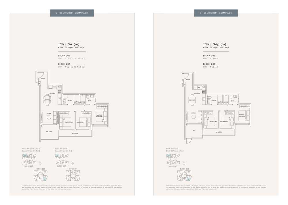 urban-treasures-3-bedroom-compact-floor-plan-type-3a-m