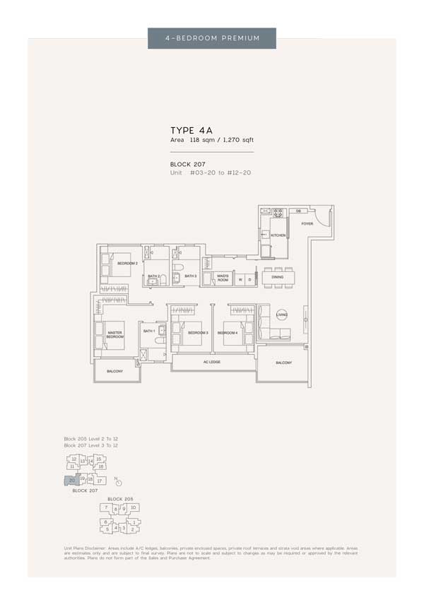 urban-treasures-4-bedroom-premium-floor-plan-type-4a